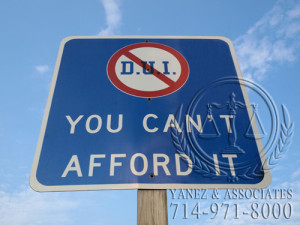 Can you really afford not to hire a DUI attorney for your DUI.