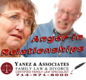 How to control anger in relationships