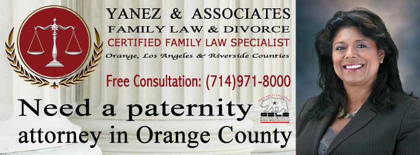 Need a paternity attorney in Orange County